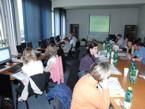 Úvodní organizační schůzka s účastníky kurzu  / 30. dubna 2009 (1/7)