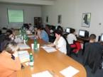 Úvodní organizační schůzka s účastníky kurzu  / 30. dubna 2009 (2/7)