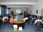 Úvodní organizační schůzka s účastníky kurzu  / 30. dubna 2009 (7/7)