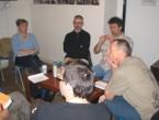 Setkání pracovní skupiny pro tvorbu metodické příručky (3/8)