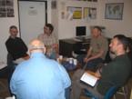 Setkání pracovní skupiny pro tvorbu metodické příručky (4/8)